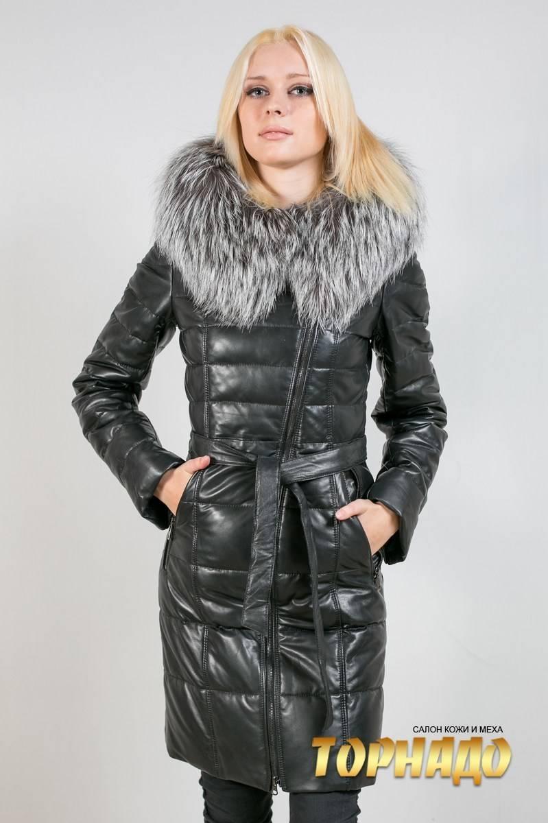 Зимние куртки для женщин спб