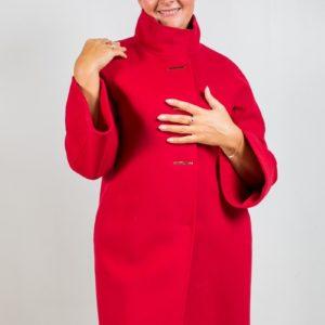 Женское пальто из кашемира. Артикул 21420.