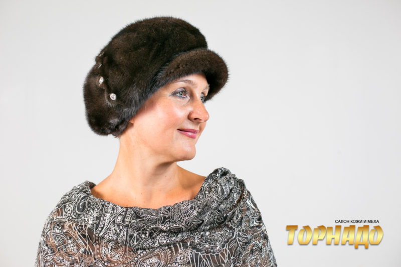 Женский головной убор. Артикул ГУ-12824.