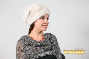 Женский головной убор. Артикул ГУ-20879.