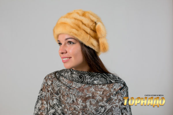 Женский головной убор. Артикул ГУ-7884.