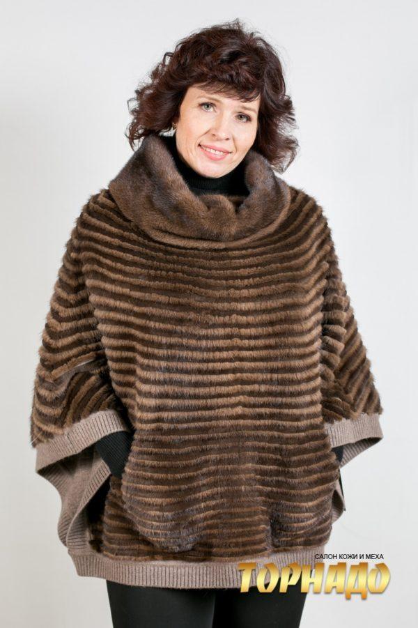 Женский меховой жакет. Артикул 20686.