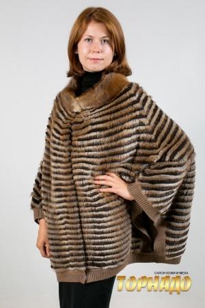 Женский меховой жакет. Артикул 20800.