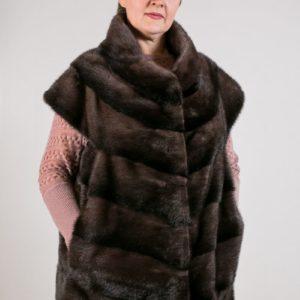 Женский меховой жакет. Артикул 22097.