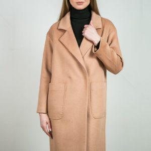 Женское пальто из кашемира. Артикул 23210.