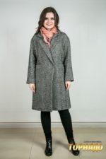 Женское пальто из кашемира. Артикул 23202.