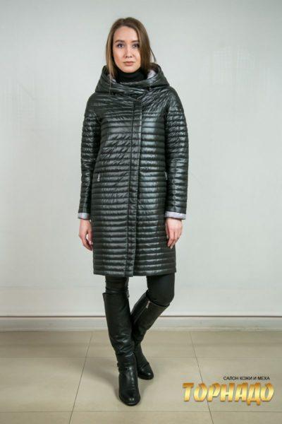 Женское пальто из кашемира. Артикул 23112.