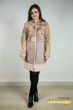Женское пальто из кашемира. Артикул 23065.