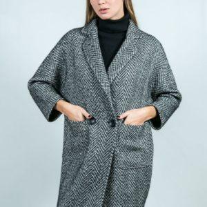 Женское пальто. Артикул 23231.