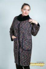 Женское пальто. Артикул 23538.