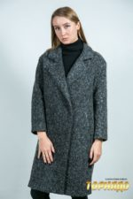 Женское пальто. Артикул 23651.