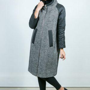 Женское пальто. Артикул 23791.