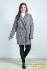 Женское пальто. Артикул 23650.