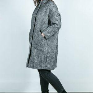 Женское пальто. Артикул 23922.