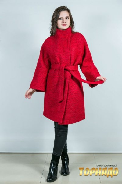 Женское пальто. Артикул 23784.