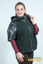 Женская куртка на синтепоне. Артикул 23789.